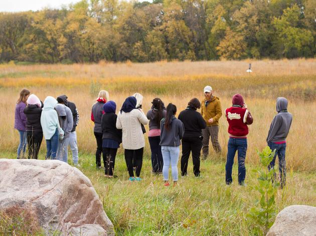 Audubon Dakota Engagement, Education, and Outreach